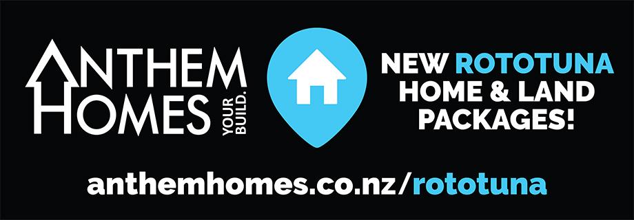 Anthem Homes Pukete Creative