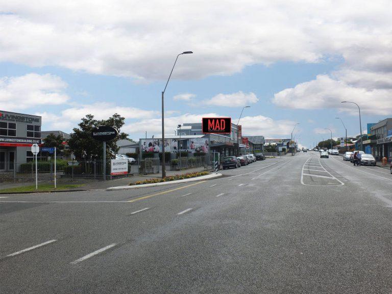 Strandon West