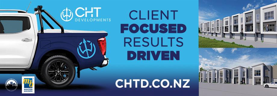 CHT Developments Pukete Creative