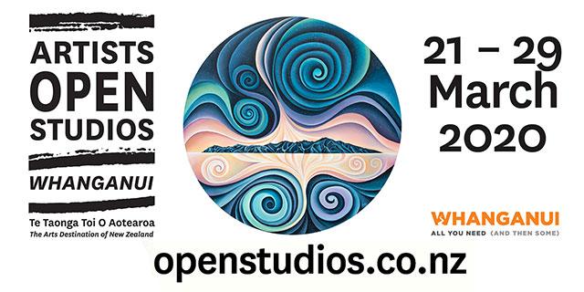 Hobson Board Creative. Artists open studios, Whanganui. openstudios.co.nz
