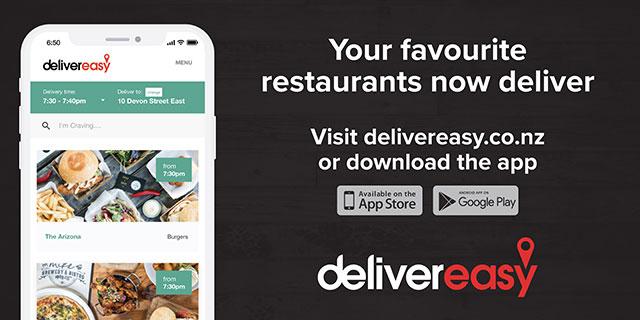 Deliver Easy Pukete Creative