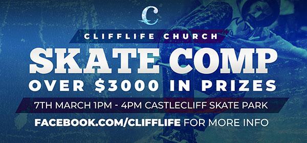 Cliff Life Church Dublin Creative