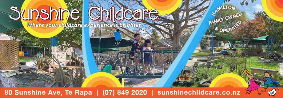 Sunshine Childcare Pukete Creative