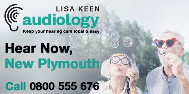 Lisa Keen Audiology Hobson Creative